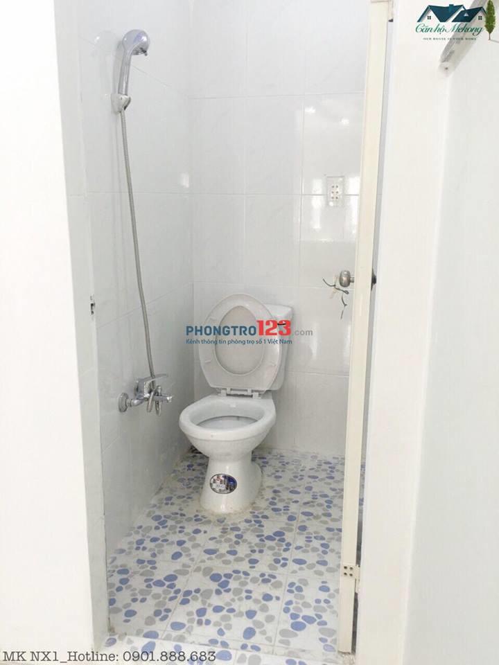 Cho thuê phòng full nội thất - quận Bình Thạnh