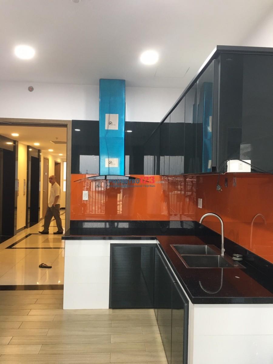 Cho thuê căn hộ Full nội thất Richstar Novaland 53m2 2pn đường Hòa Bình, Q.Tân Phú