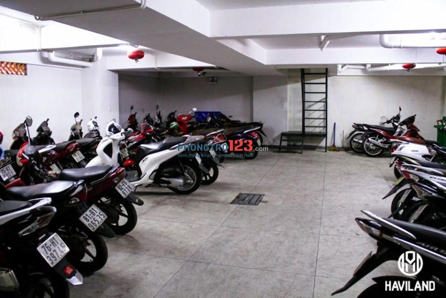 Phòng trọ cao cấp, an ninh cao tại Hải Châu, Đà Nẵng
