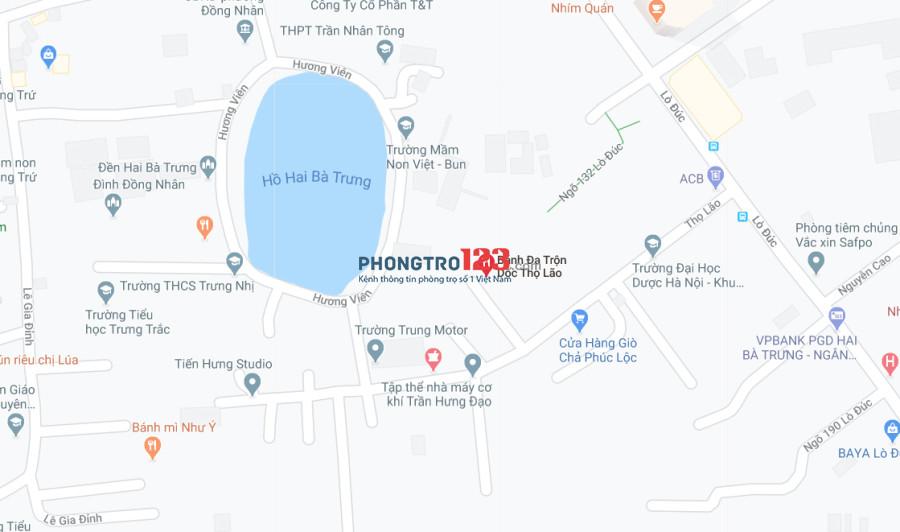 Cho thuê căn hộ 76 Thọ Lão, TTXVN, Hai Bà Trưng, Hà Nội