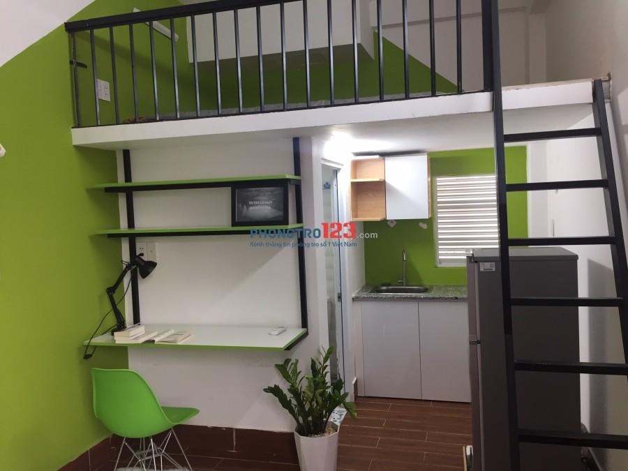 Còn 1 căn hộ có gác VIP full NT-Bình Thạnh-Ung Văn Khiêm