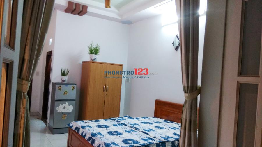 Phòng trọ full nội thất 30m2, Lê Văn Thọ, Gò Vấp