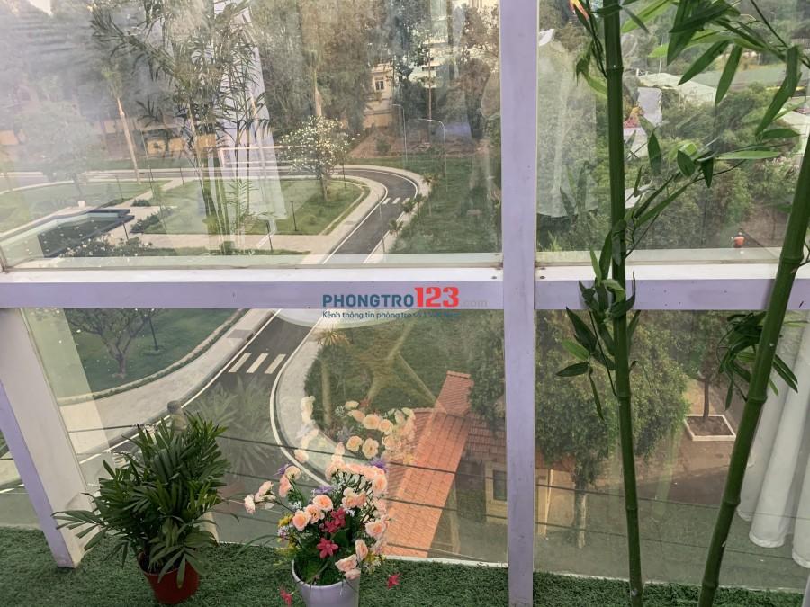 Cho thuê phòng trọ full nội thất gần công viên Hoàng Văn Thụ, Tân Bình