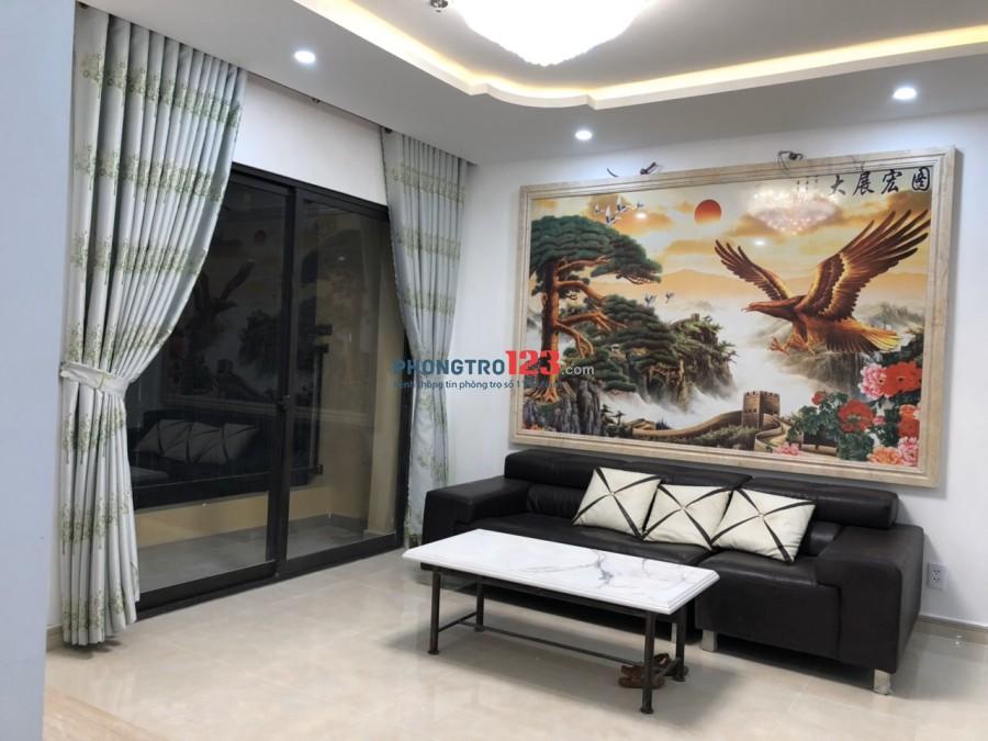 Cho thuê nhà nguyên căn 113m2 tại KDC City Land Park Hill 18 Phan Văn Trị, Q.Gò Vấp