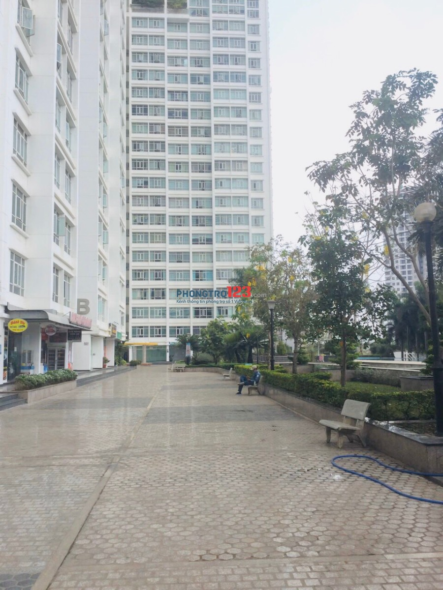 Phòng cho thuê tại căn hộ cao cấp Phú Hoàng Anh, gần trường đại học Tôn Đức Thắng - 0932.88.99.92 Hoàng An