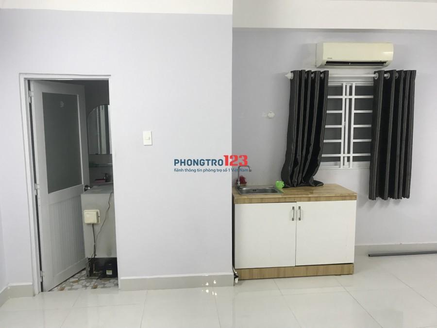 Phòng trọ full nội thất Quận Phú Nhuận 40m²