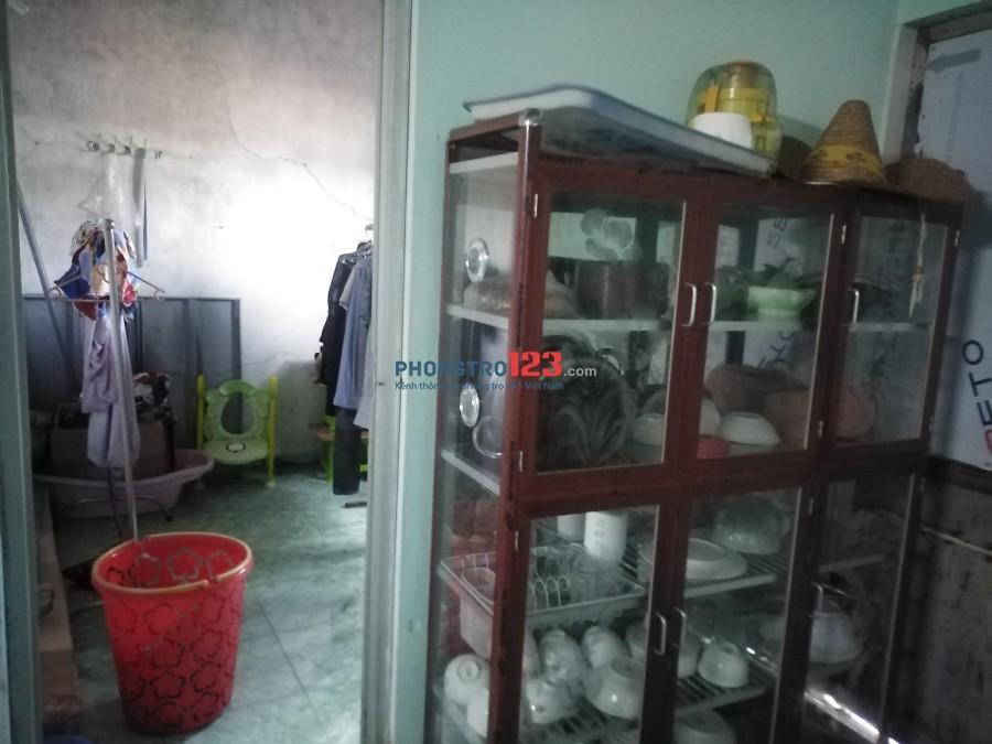 Phòng trọ rẻ, miễn phí điện nước, có khu bếp và vệ sinh nóng lạnh, sân phơi...
