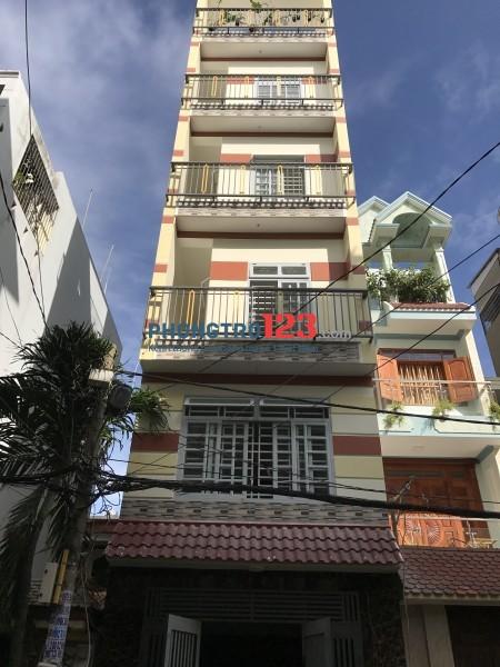 Thuê phòng trọ khu vực phường 15, quận Tân Bình