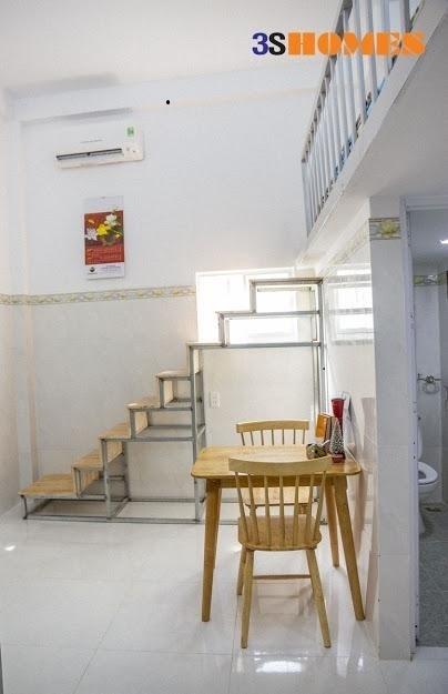 Căn hộ Trường Chinh - Tân Bình full nội thất cho 4 người ở, chỉ 4tr5
