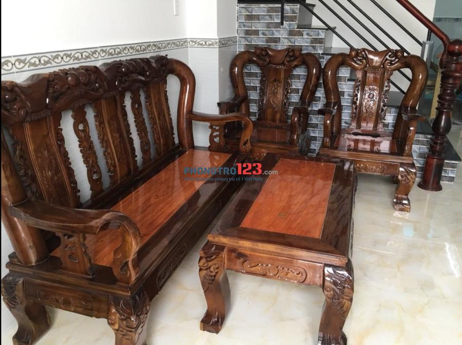 Cho Thuê Nhà 1 trệt, 2 lầu, 120m2, Cho thuê giá 11tr (thương lượng)