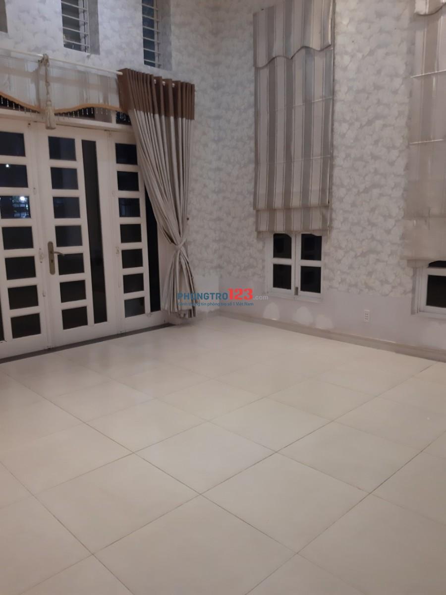 Cho thuê phòng trọ cao cấp đầy đủ nội thất khu dân cư Bình Lợi