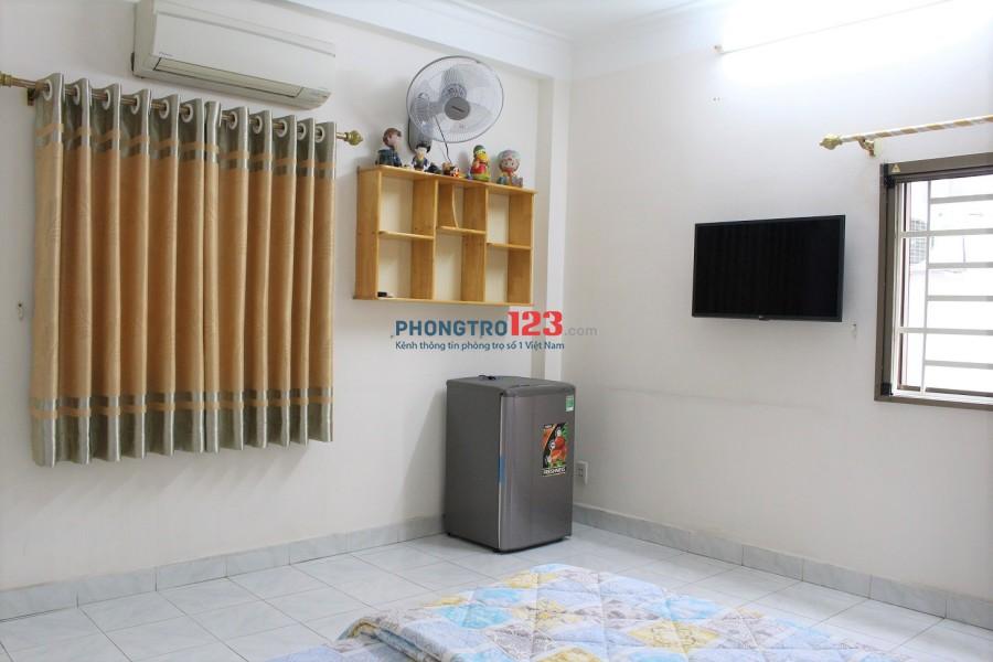 Cho thuê phòng full nội thất tại Hẻm 373 Phạm Ngũ Lão, Quận 1
