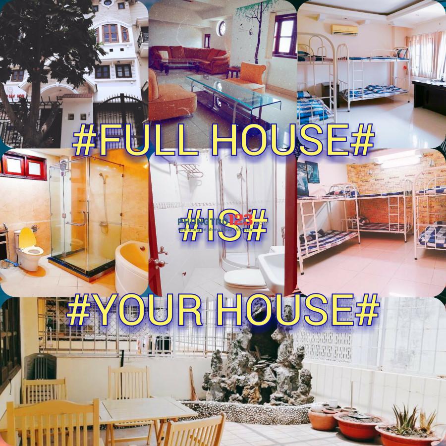 HomeStay - ktx - nhà trọ Quận 7 giá sinh viên siêu rẻ