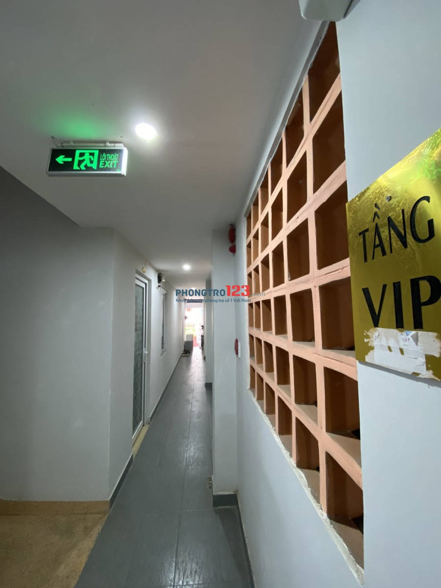 Phòng trọ chung cư mini trung tâm TP. Đà Nẵng