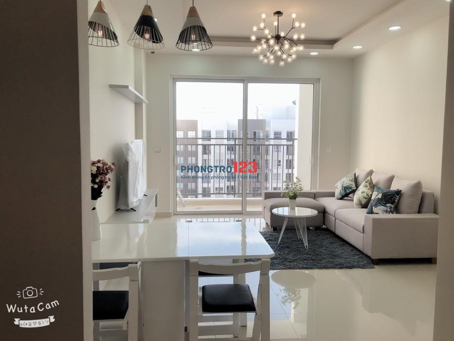 Cho thuê căn hộ Full nội thất, CCCC Richstar 2PN