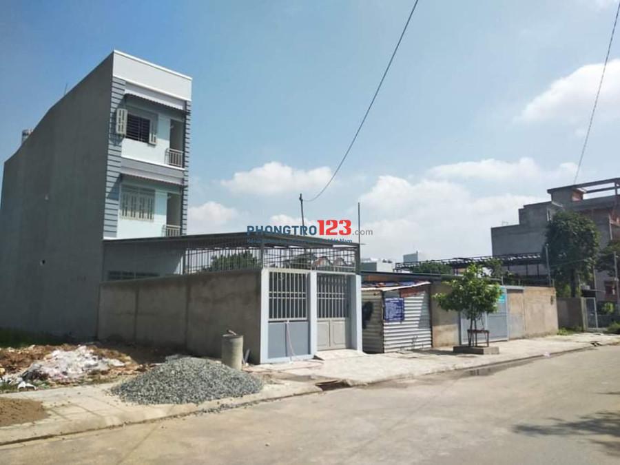 Phòng trọ mới xây đường Hà Huy Giáp, Quận 12