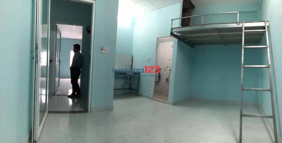 Phòng trọ mới Lê Văn Quới, Bình Tân 20m2