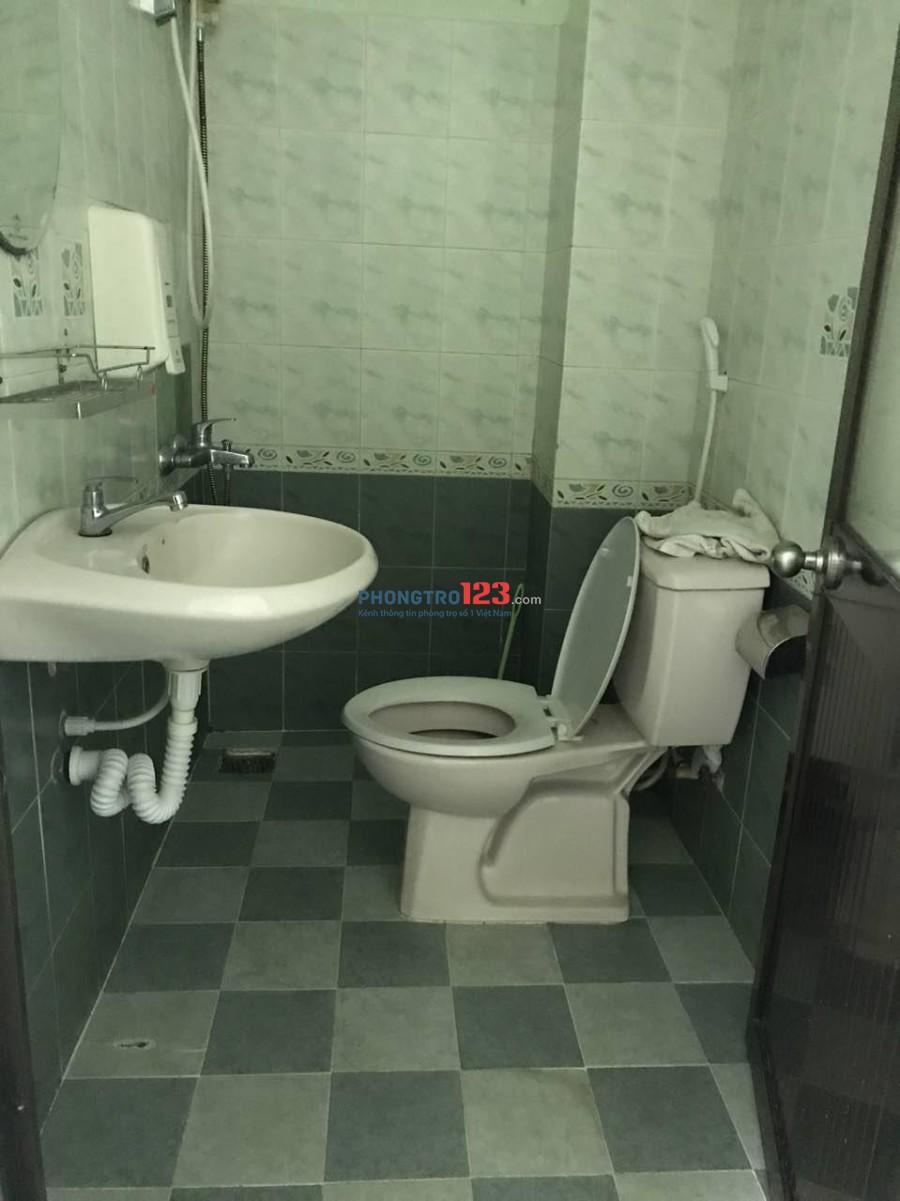 Phòng trọ sạch sẽ, an ninh cần cho thuê