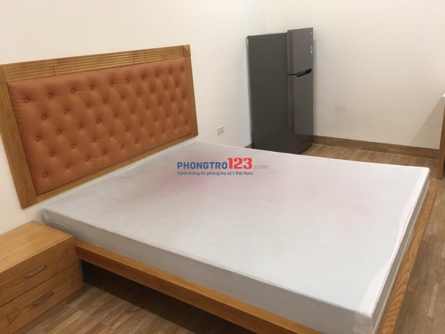 CH Mini 35m2, full đồ mới toanh có thang máy giá từ 4tr Nguyễn Ngọc Vũ
