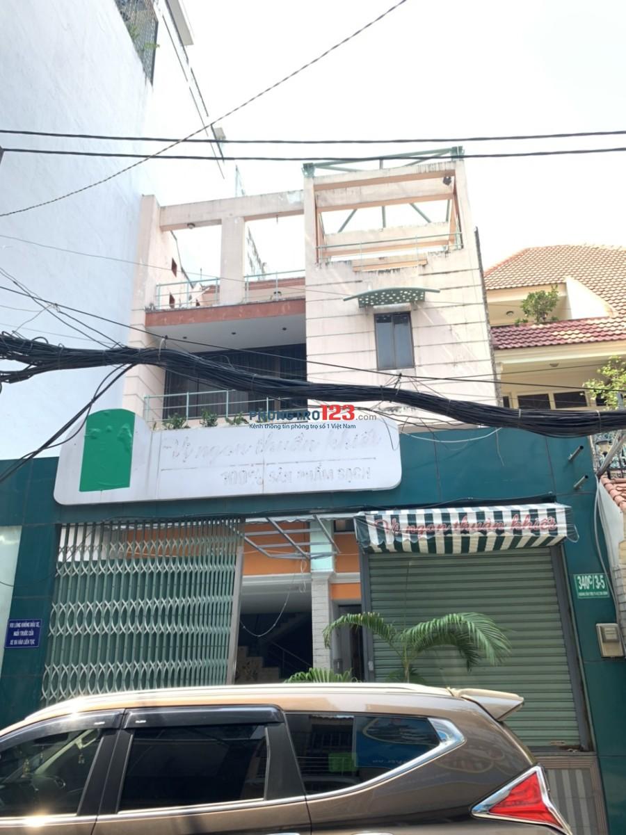 Nhà nguyên căn MT Hoàng Văn Thụ