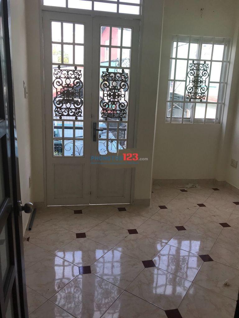 Cho thuê nhà nguyên căn 3 lầu 120m2 4pn tại đường Cô Giang, P.2, Q.Phú Nhuận