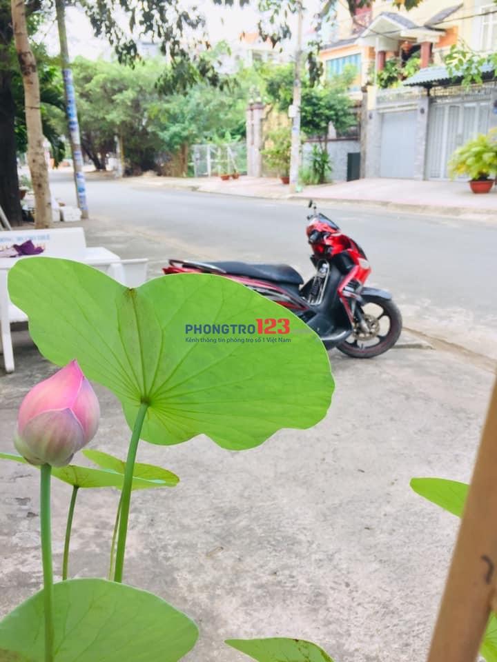 Phòng 25m2, trong biệt thự cực đẹp- gần ĐH Văn Lang CS3, Bình Lợi