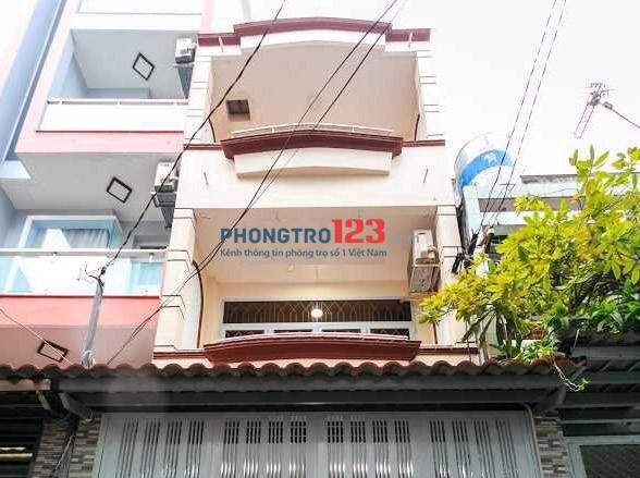Cho thuê nhà nguyên căn Hàn Hải Nguyên, P.9, Q.11. DT 120m2, giá 17 triệu/tháng