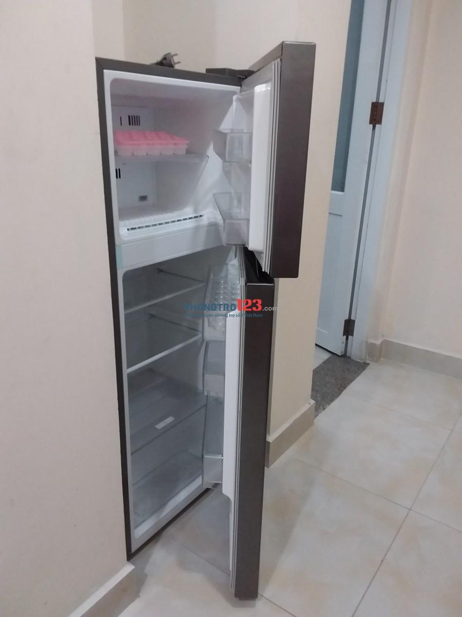 Căn hộ 2PN 2Wc 92m2, mặt tiền Võ Văn Kiệt, full nội thất, 15 phút đến Q1,5,10