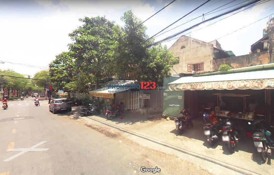 Cho thuê nhà MT Gia Phú, P.1, Quận 6. Khu kinh doanh sầm uất!