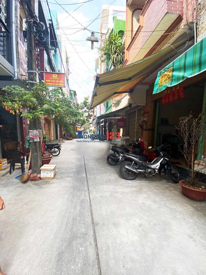 Cho thuê nguyên căn Thái Phiên, P.8, Quận 11. Xe hơi đậu trước nhà! 10 triệu/tháng