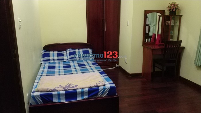 Cho thuê phòng trọ có nội thất cơ bản tại đường Bùi Đình Quý, Q.Bình Thạnh. Giá thuê cực hót chỉ với 3.5 triệu/tháng