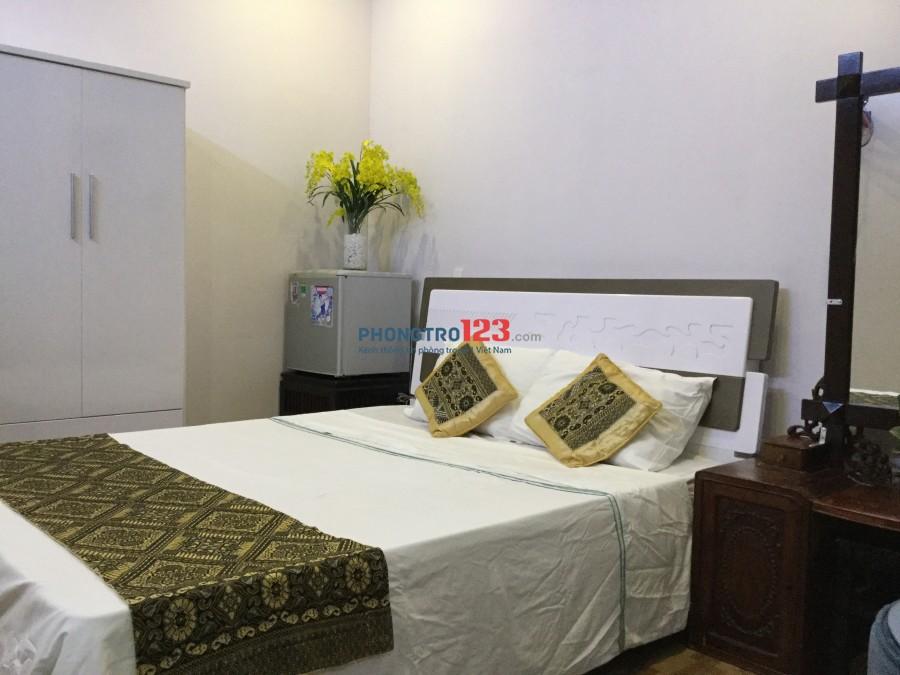 Căn hộ khép kín 23m2 full nội thất, an ninh, yên tĩnh, giờ giấc tự do gần Vin com, cầu sông Hàn