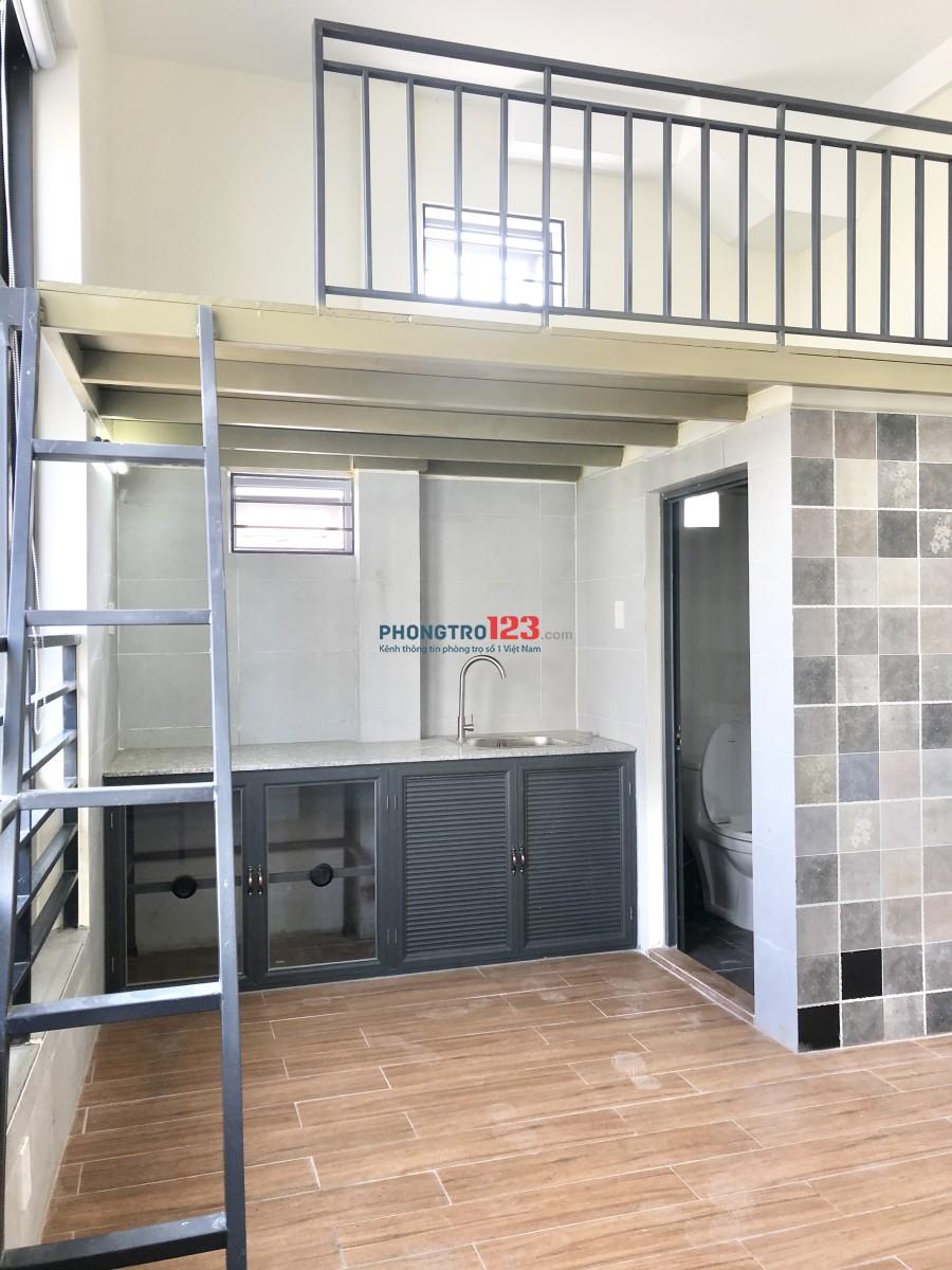 Phòng trọ Quận 9 giá rẻ Mới 100% gần Ngã 4 Thủ Đức, Khu CNC, Cao đẳng CT Có thang máy, tự do giờ giấc