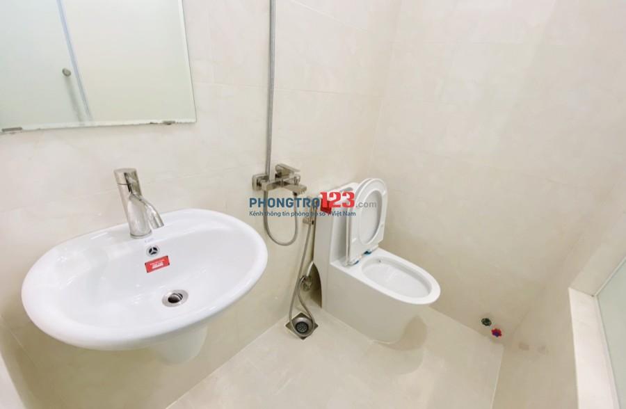 Phòng MỚI 100%, có kệ bếp, máy lạnh- 85A Nguyễn Thượng Hiền