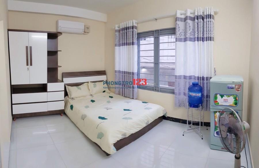 Phòng trọ Tân Bình Full nội thất - Nhà mới xây - Giá 3.8 tr