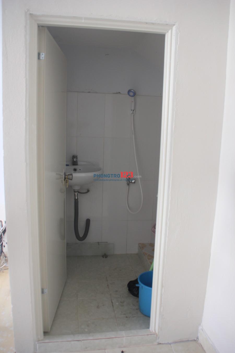 Phòng trọ máy lạnh 18m2, khu Kiều Đàm_cầu Kênh Tẻ, gần Lotte Mart Q7