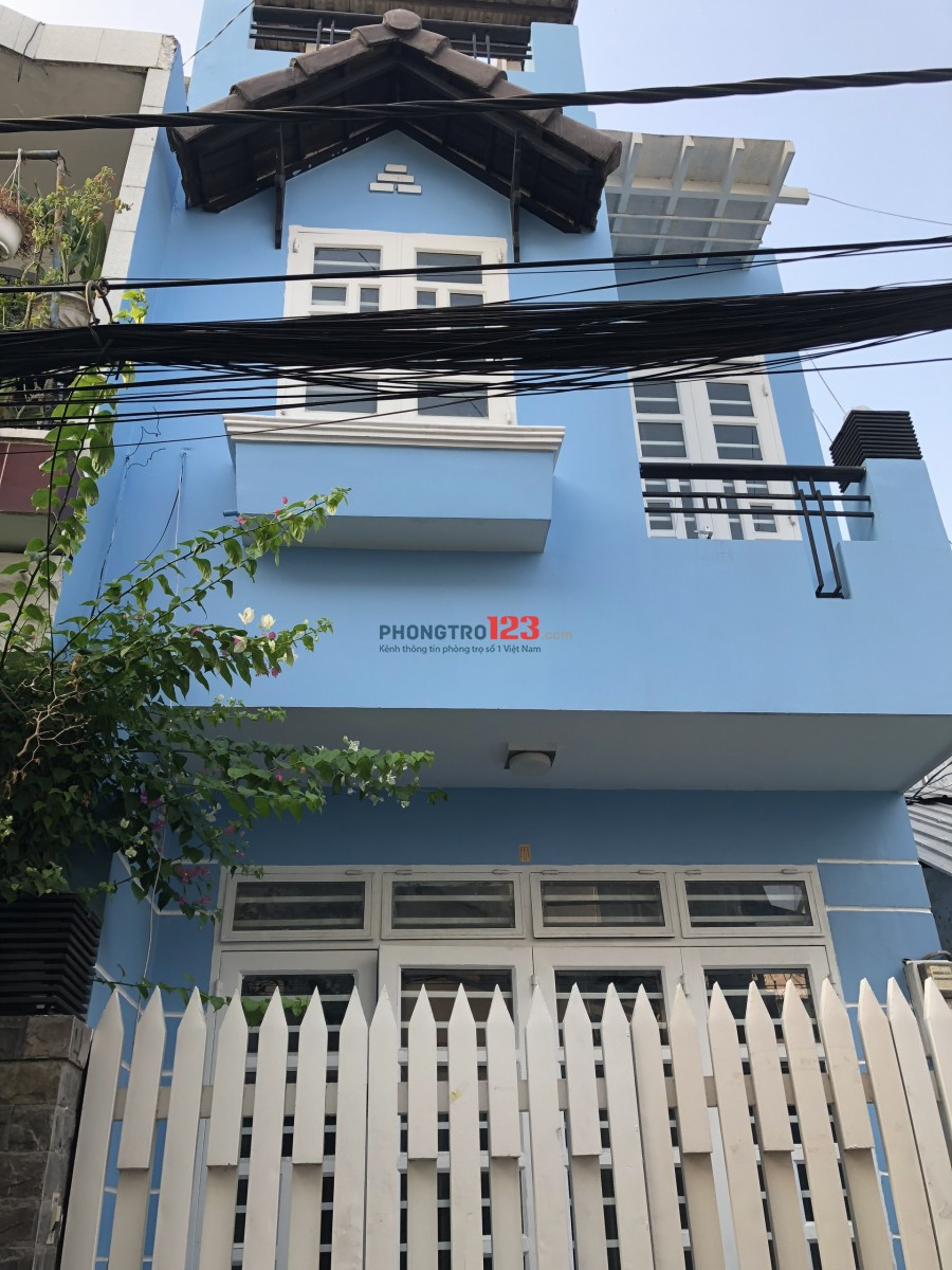 [Cho thuê phòng – Trong nhà nguyên căn – Bình Thạnh]