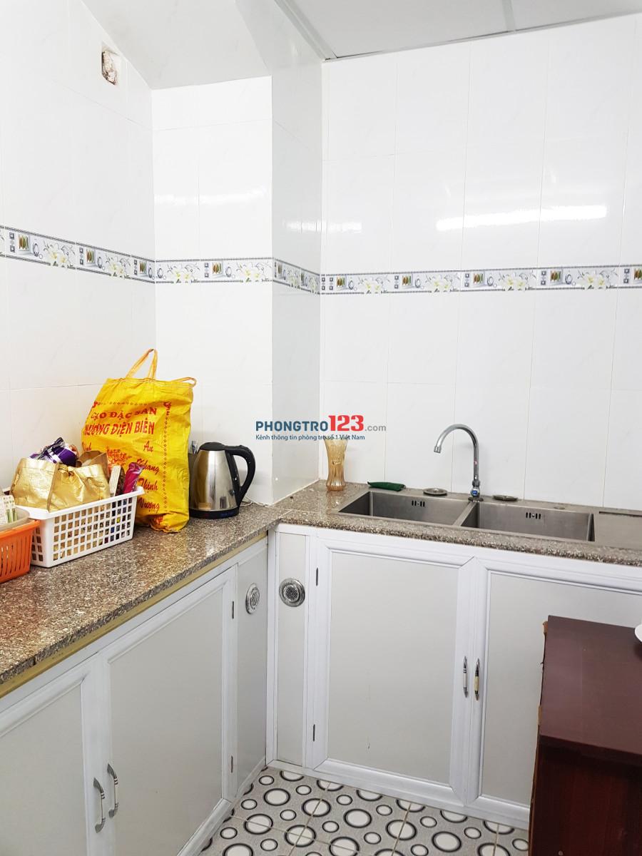 Cho thuê nhà chung cư số 5 Cao Thắng, Q.3