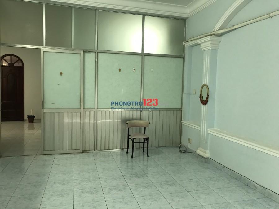 Cho thuê phòng 30m2 nhà mặt tiền 198 Nguyễn Đình Chính, P.11, Q.Phú Nhuận. Giá 3.5tr/th