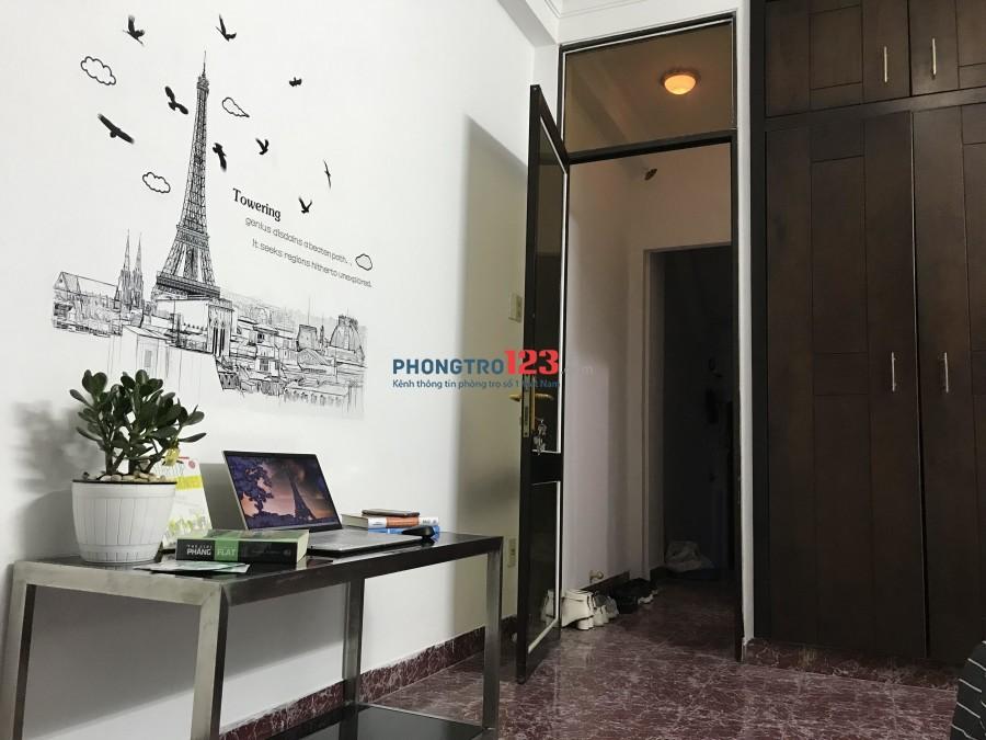 Chương trình khuyến mãi dành cho căn hộ mini Full nội thất tại 88/1A Đào Duy Anh, Q.Phú Nhuận