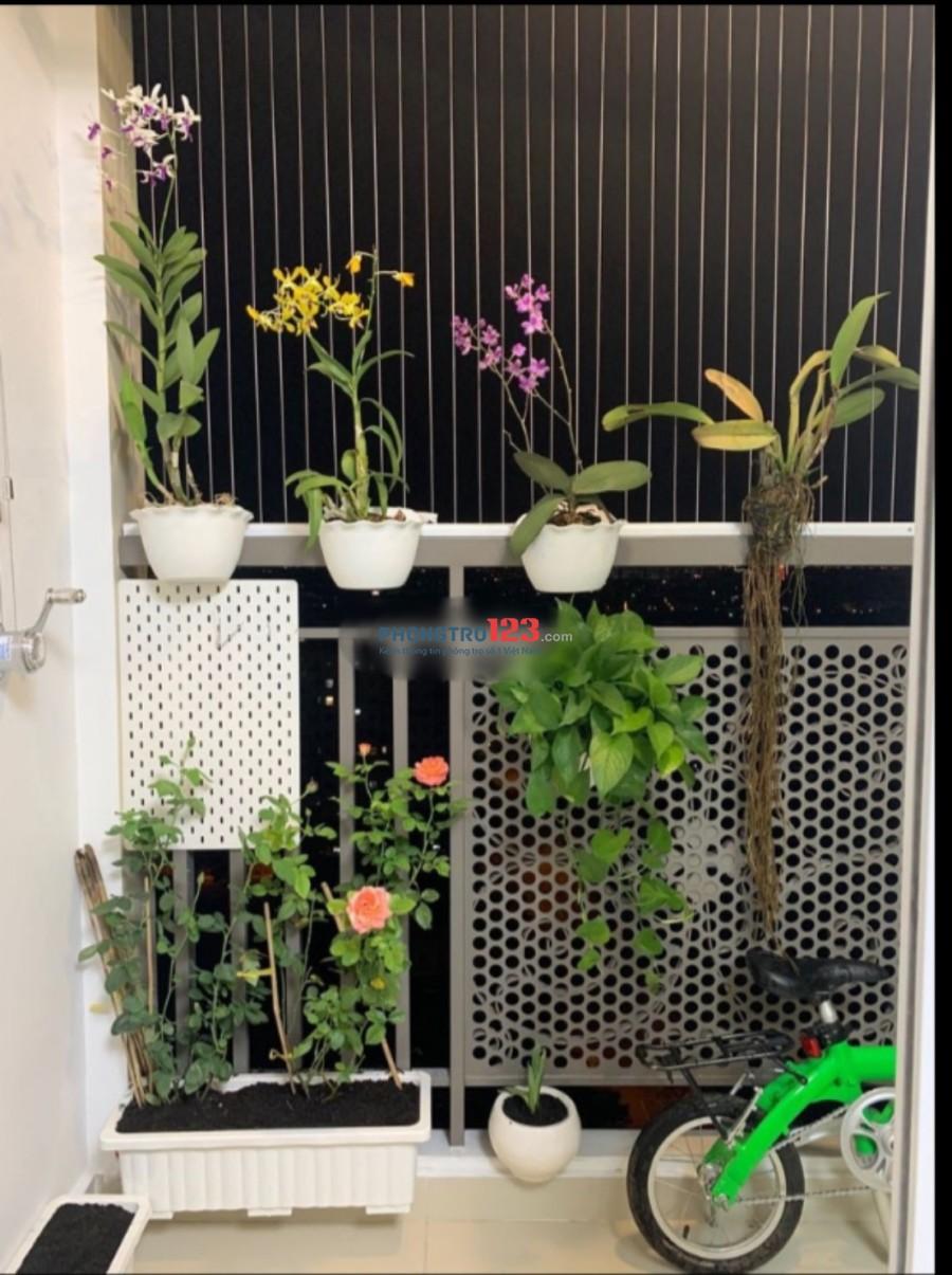 Cho thuê căn hộ cao cấp 78m2 2pn đầy đủ tiện nghi mặt tiền 9A KDC Trung Sơn, Bình Chánh