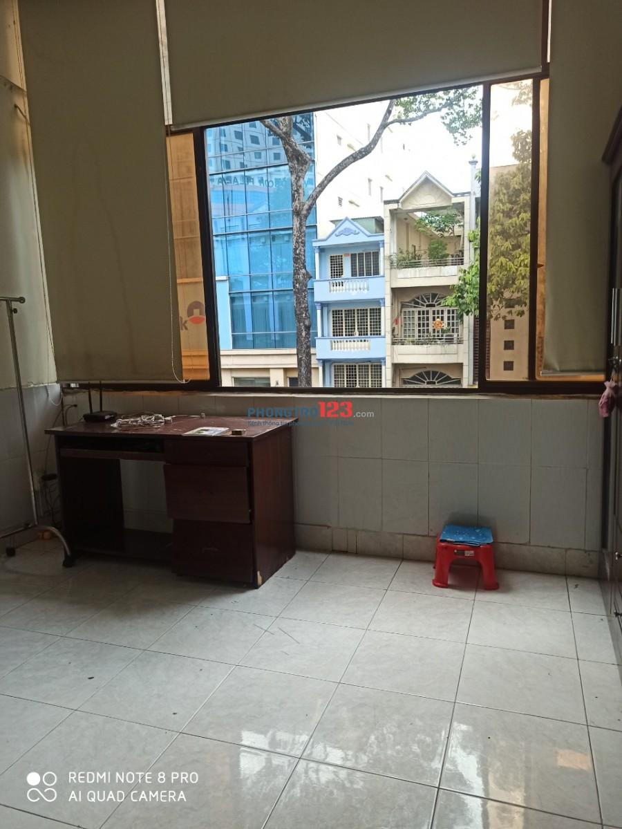 Cho nữ sinh viên 1 - 2 người thuê phòng trọ trung tâm quận 5, tphcm
