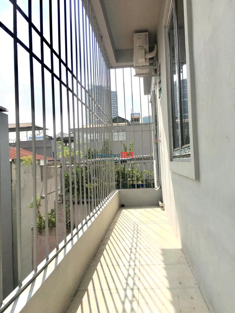 Cho thuê chung cư mini giá rẻ mới 100% Nguyễn Văn Huyên đến ở luôn