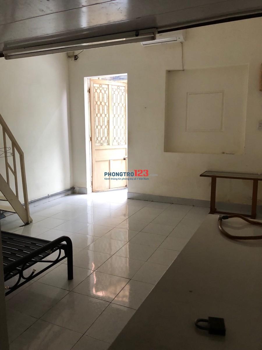 Cho thuê căn hộ cc Nguyễn Hữu Cầu