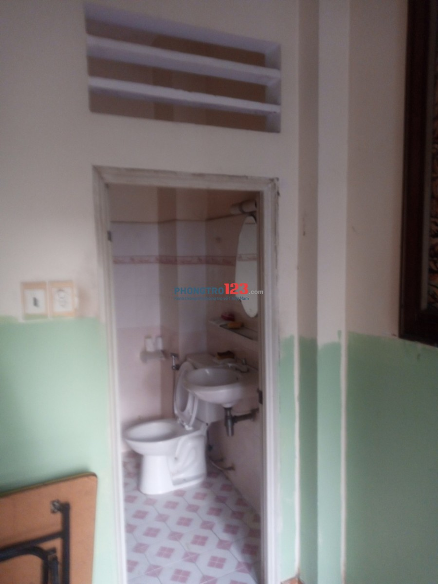 Cho NỮ thuê phòng, 20m2, giá 3.5tr/tháng, bao điện nước, có chỗ để xe, an ninh