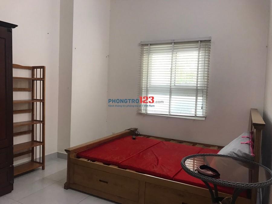 Phòng Full Nội Thất Đẹp gần cầu Sài Gòn