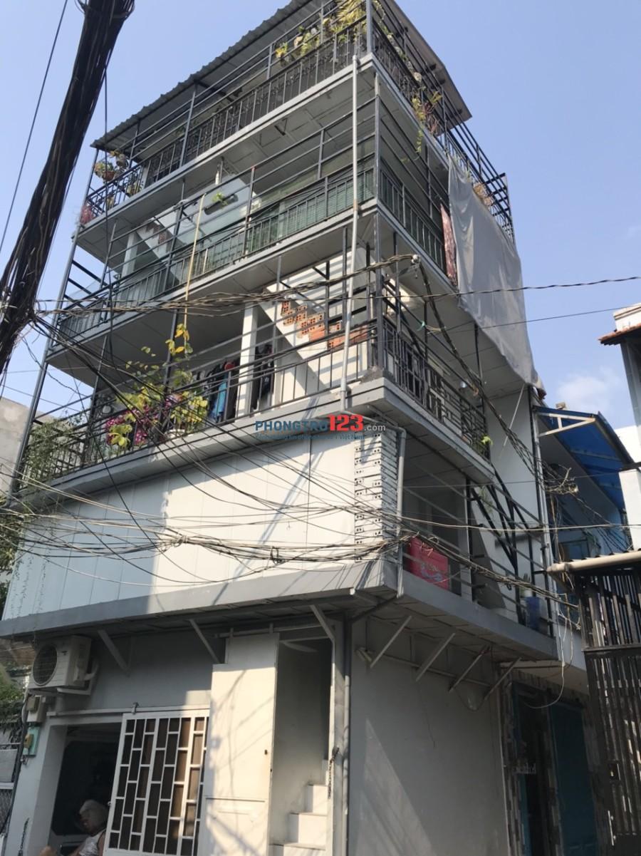 Cho thuê phòng trọ mới có gác lửng tại hẻm 308 Huỳnh Tấn Phát, P.Tân Thuận Tây, Q.7. Giá 2tr/th
