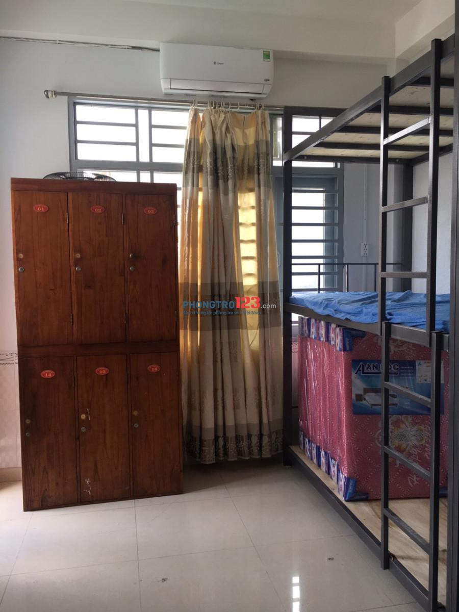 Ký túc xá trong chung cư mini quận 7