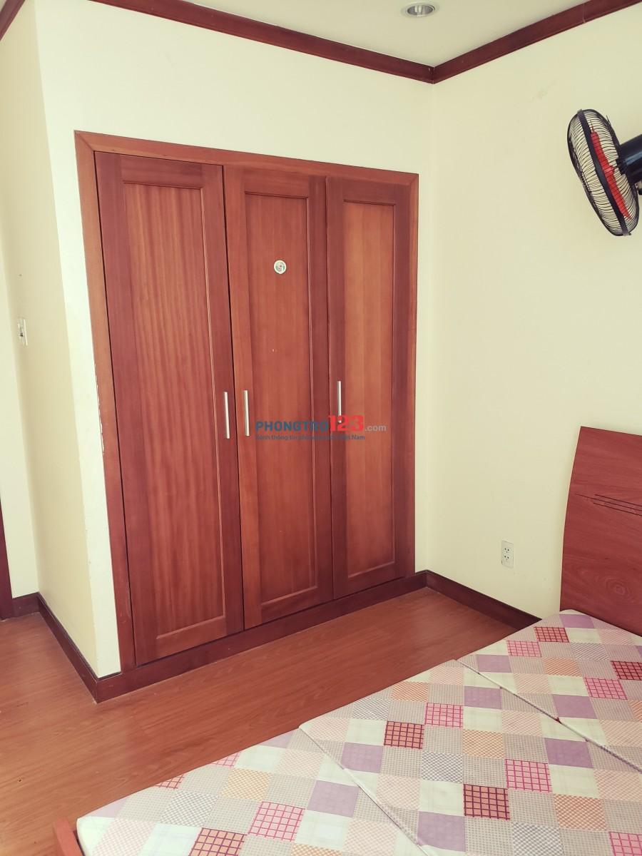 Ở không hết share lại 2 phòng trong căn hộ HAGL 3tr/tháng full tiện nghi