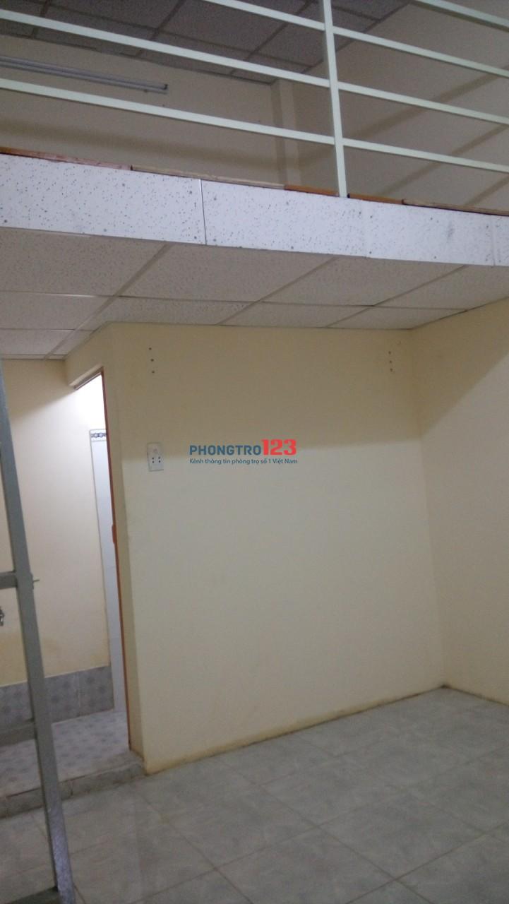 Phòng trọ có gác giá rẻ 131 Tây Lân, phường Bình Trị Đông A, Bình Tân